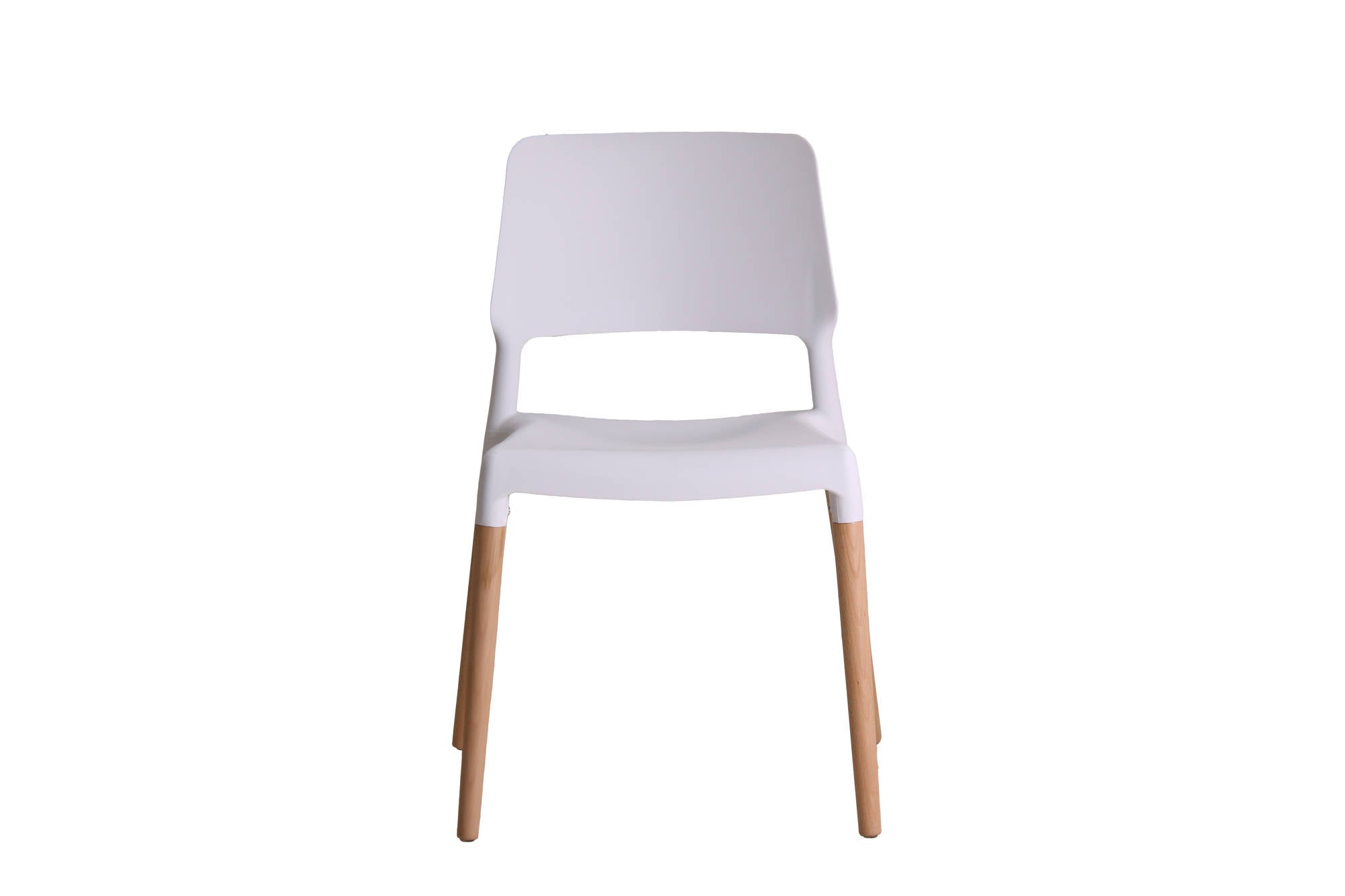 Shore Dining Chairs in White - Ezzo