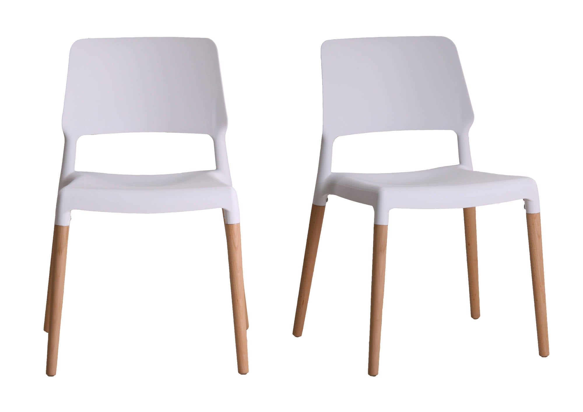 Shore Dining Chairs in White