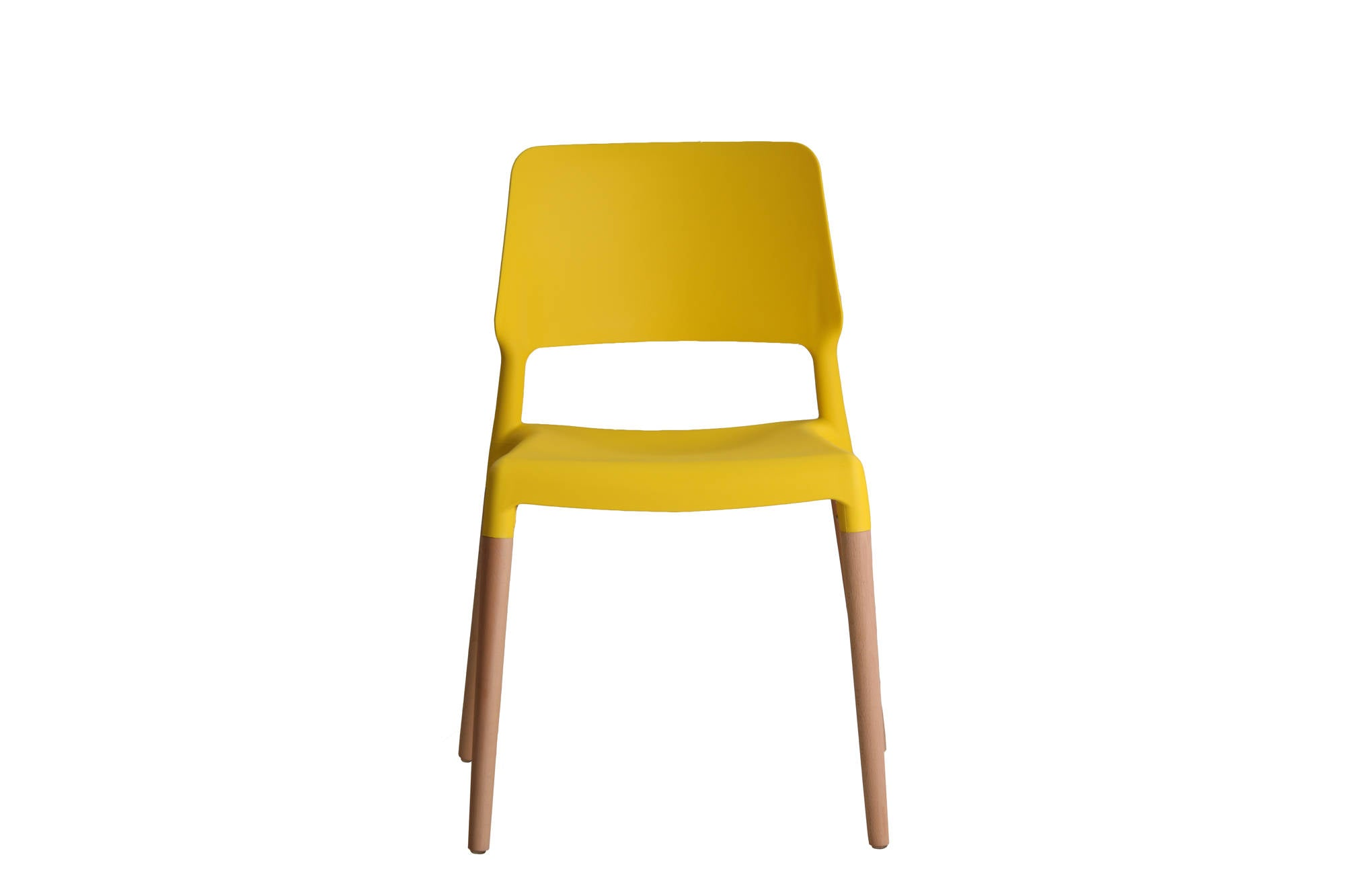 Shore Dining Chairs in Yellow