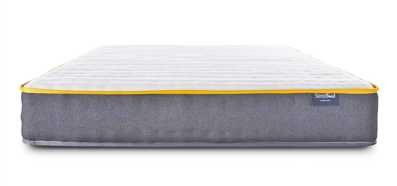 SleepSoul Balance Pocket Sprung Queen Size Mattress - Ezzo
