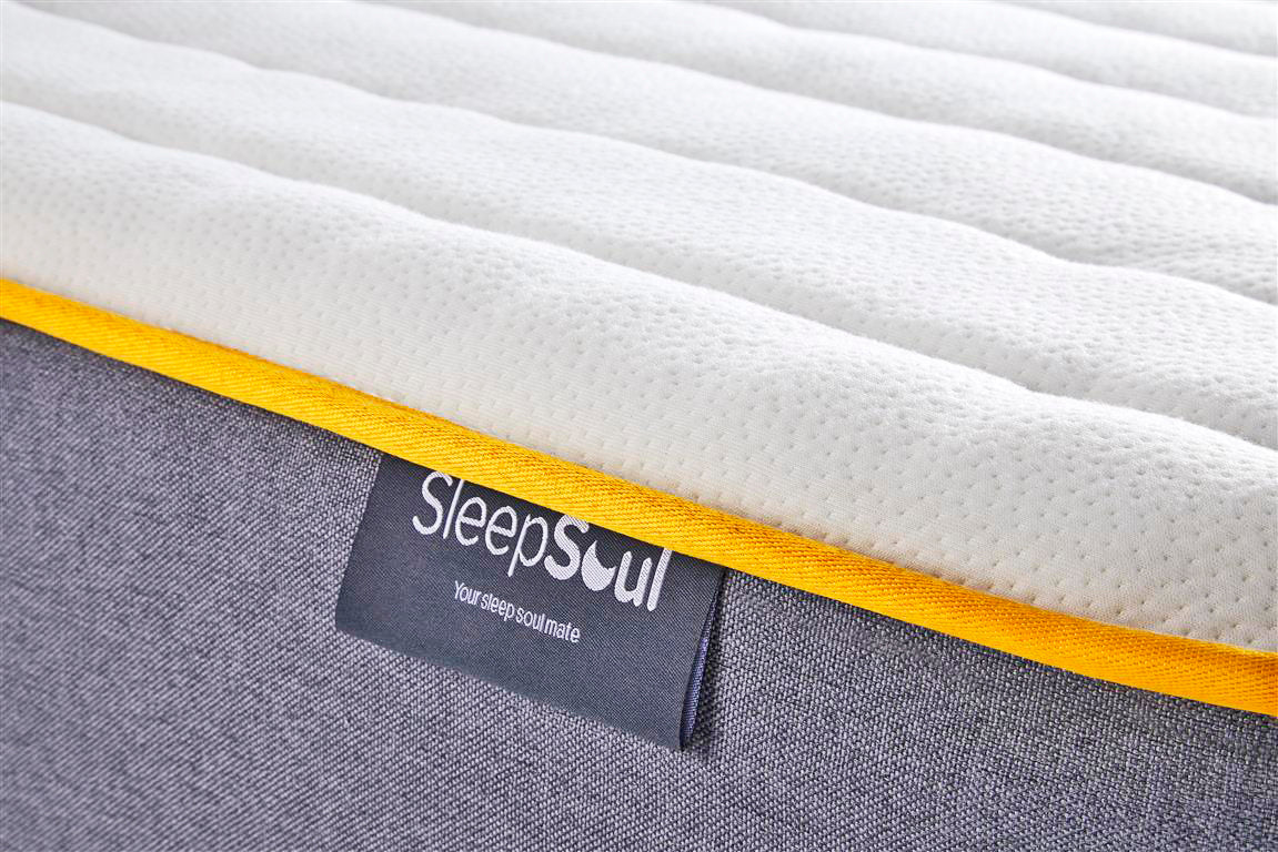 SleepSoul Balance Pocket Sprung Double Mattress - Ezzo