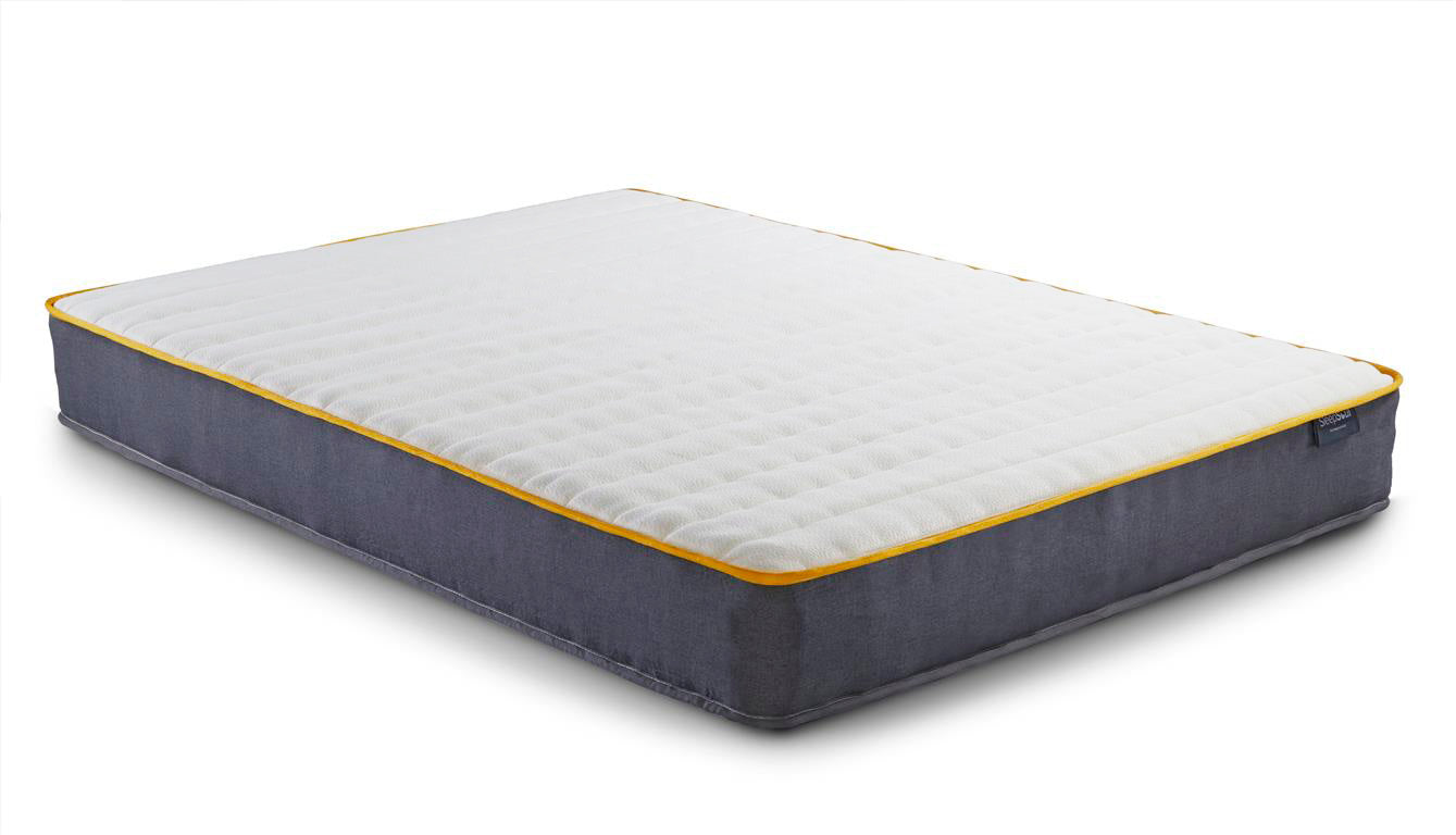 SleepSoul Comfort Pocket Sprung Queen Size Mattress - Ezzo