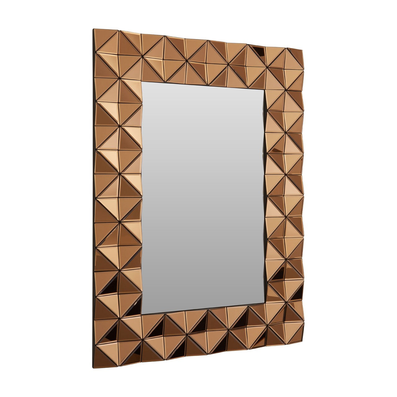 Soho Copper Wall Mirror