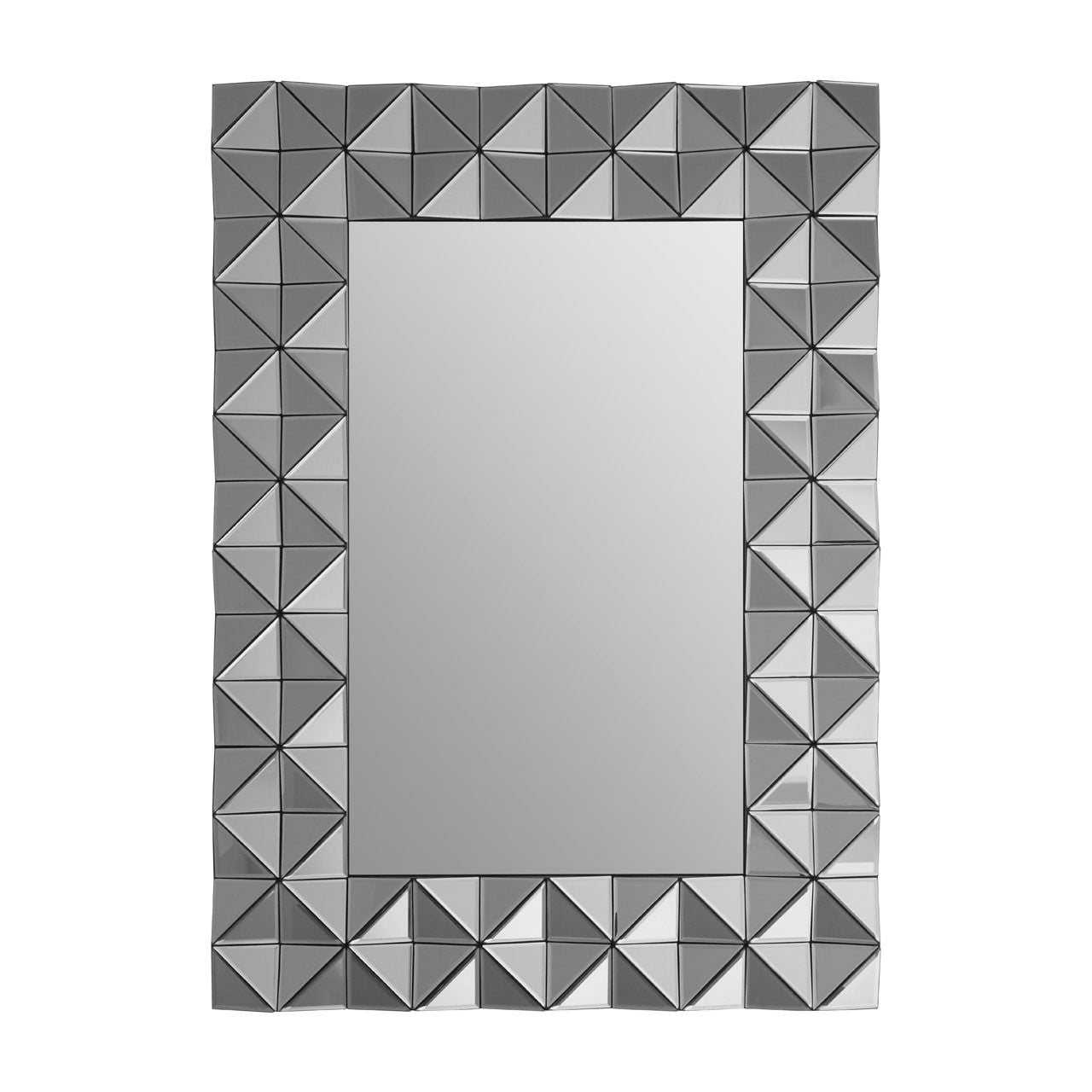 Soho Silver Wall Mirror