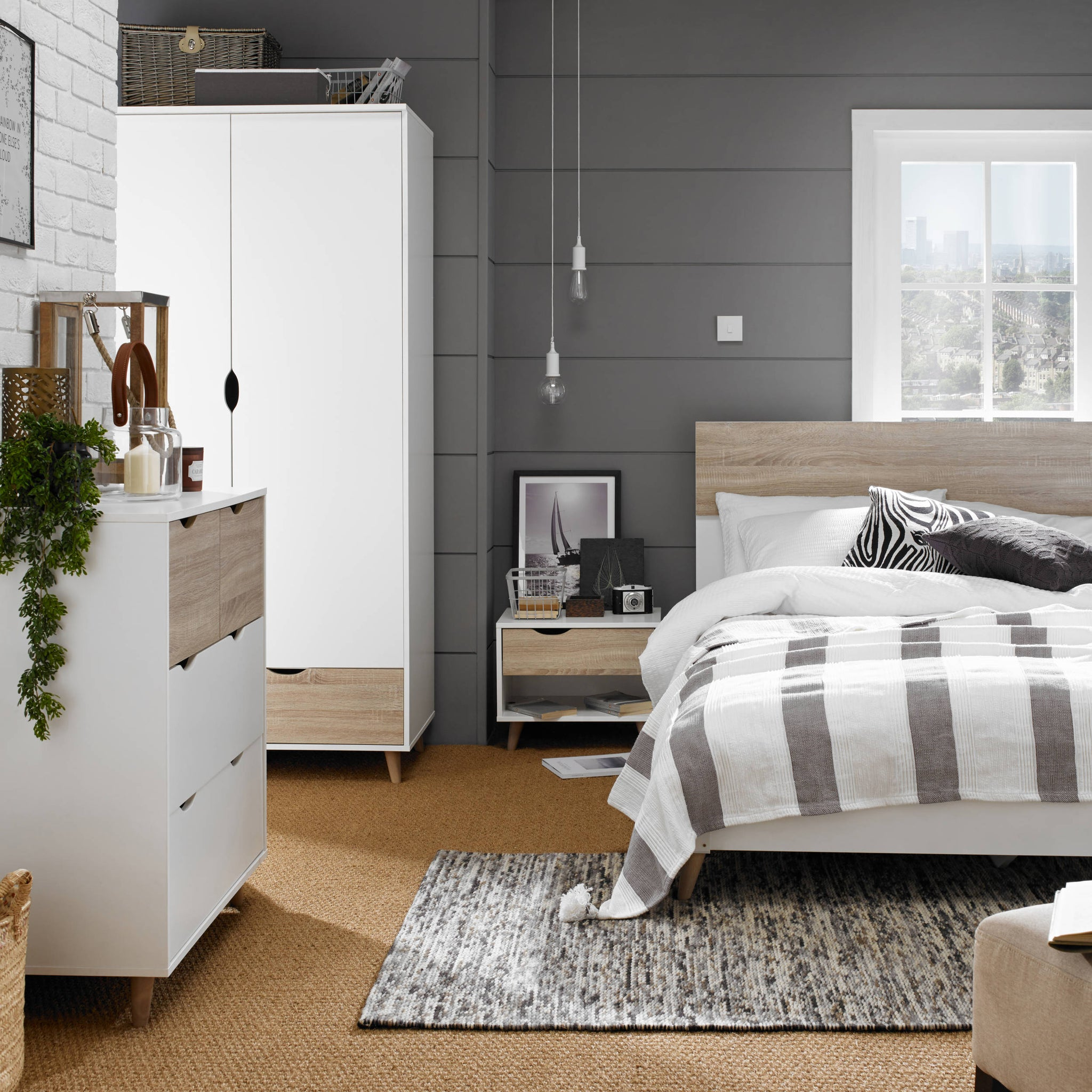 Solna Single Bed