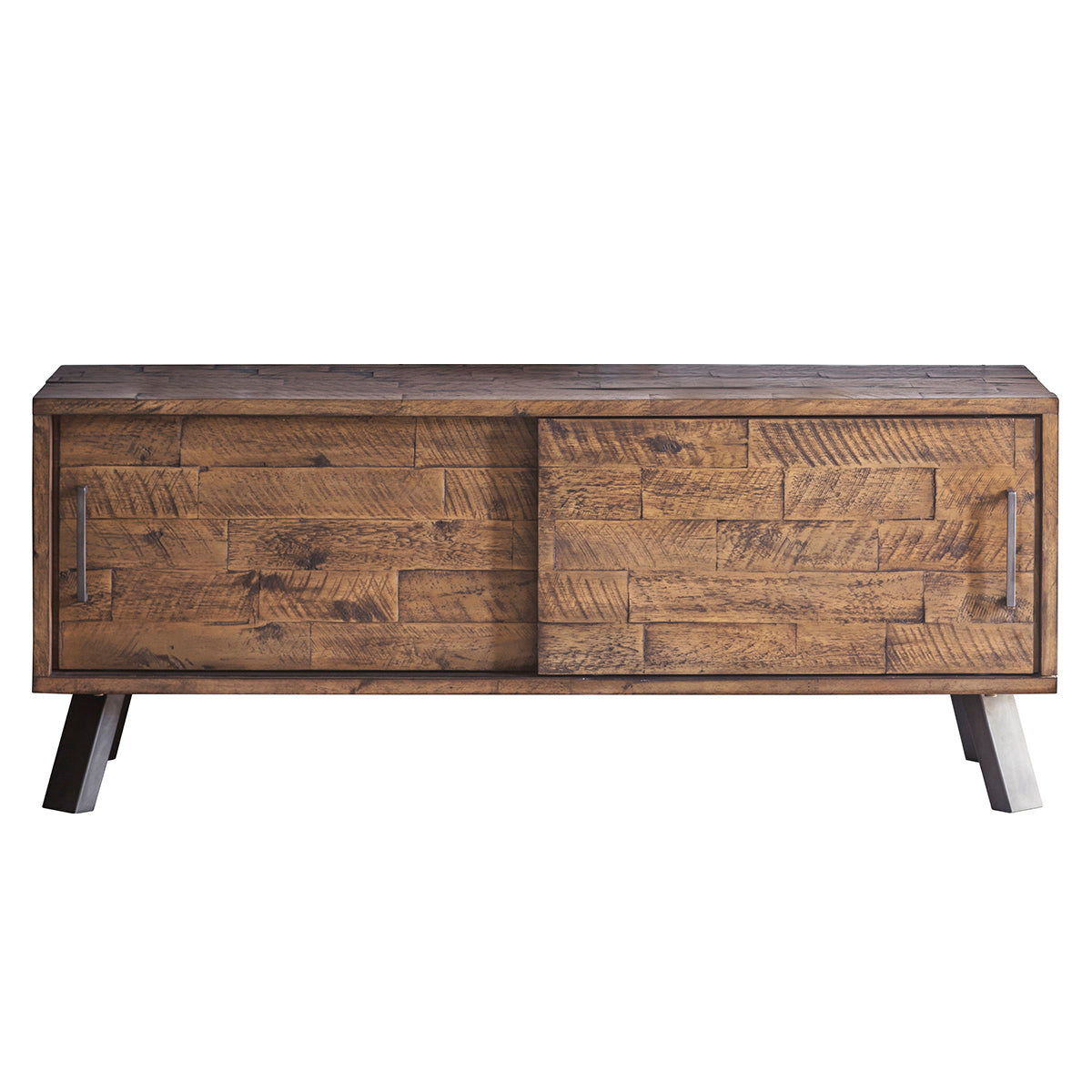 Somers Media Unit Rustic