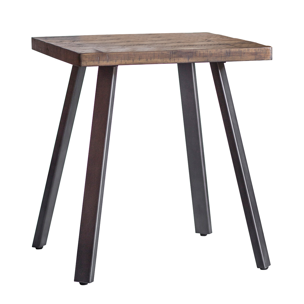 Somers Side Table Rustic