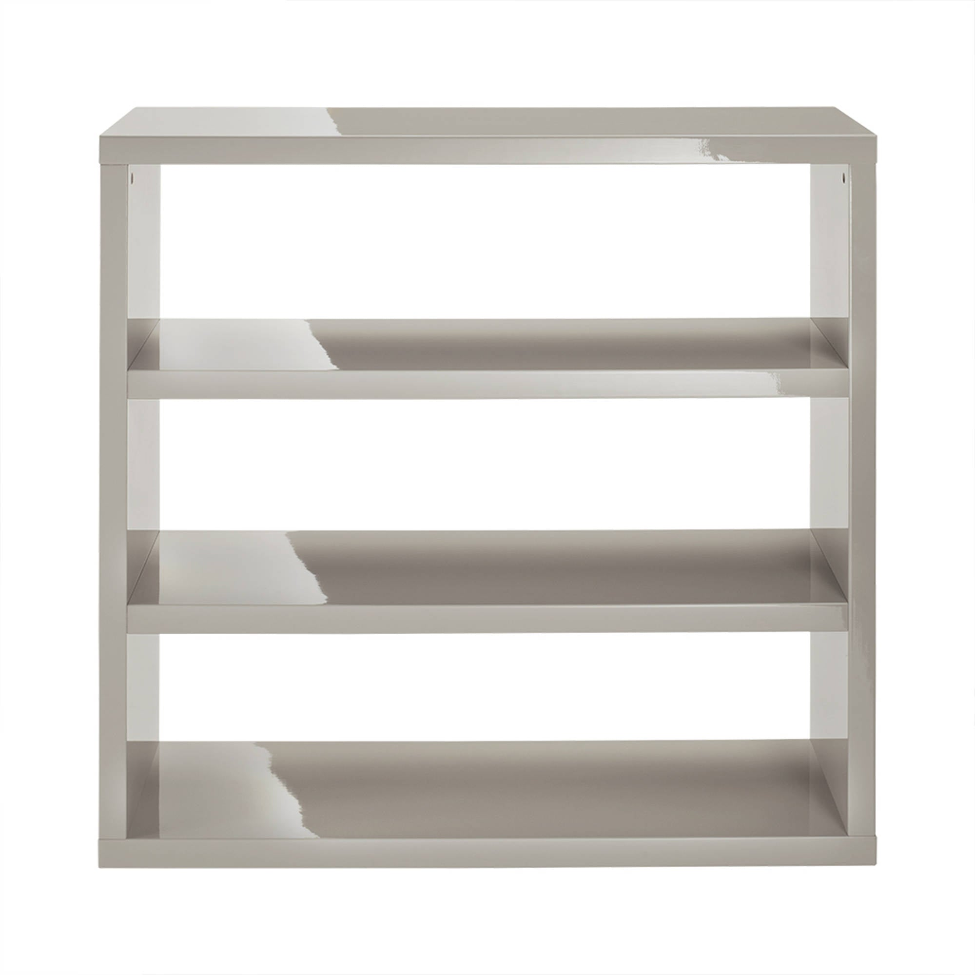 Sterling Bookcase in Stone - Ezzo