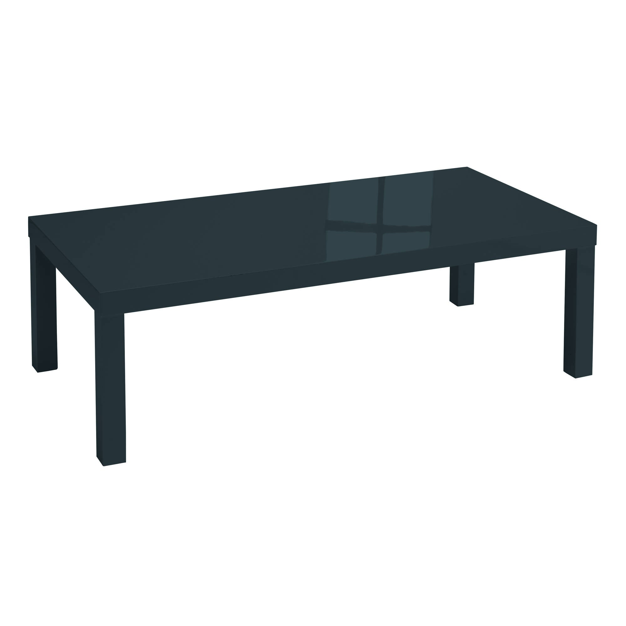 Sterling Medium Dining Table in Charcoal - Ezzo