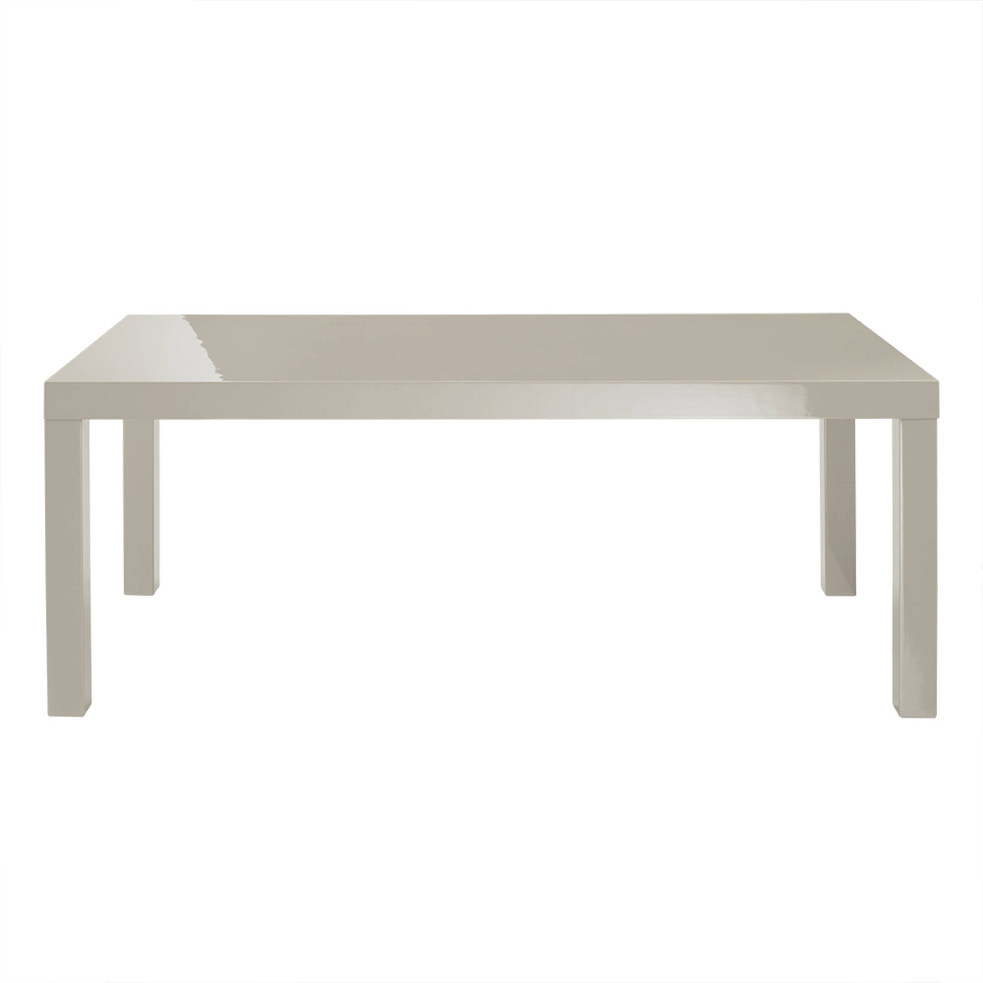 Sterling Medium Dining Table in Stone - Ezzo