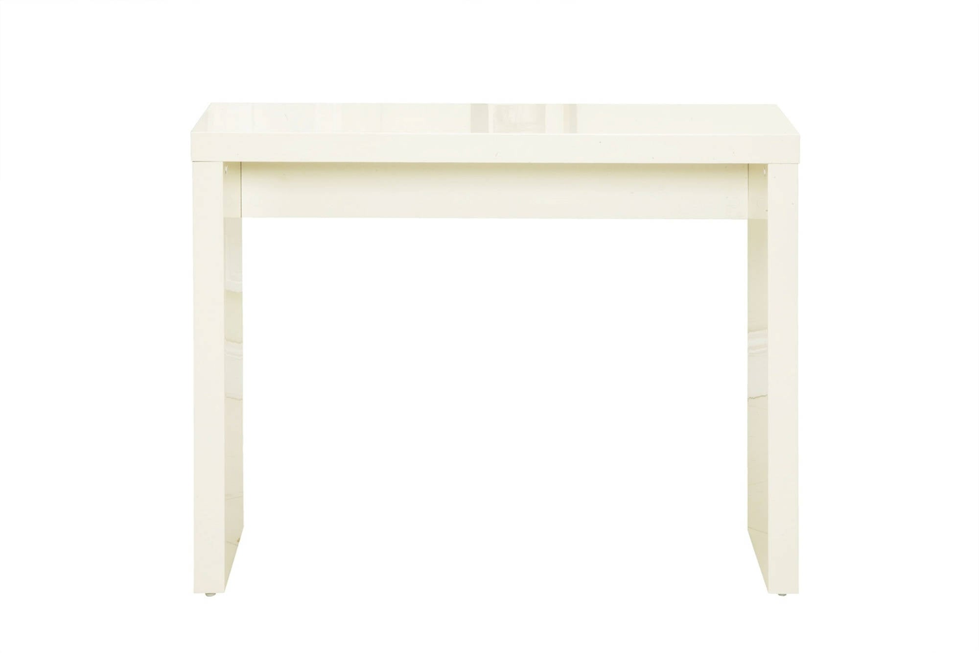 Sterling Console Table in Cream - Ezzo