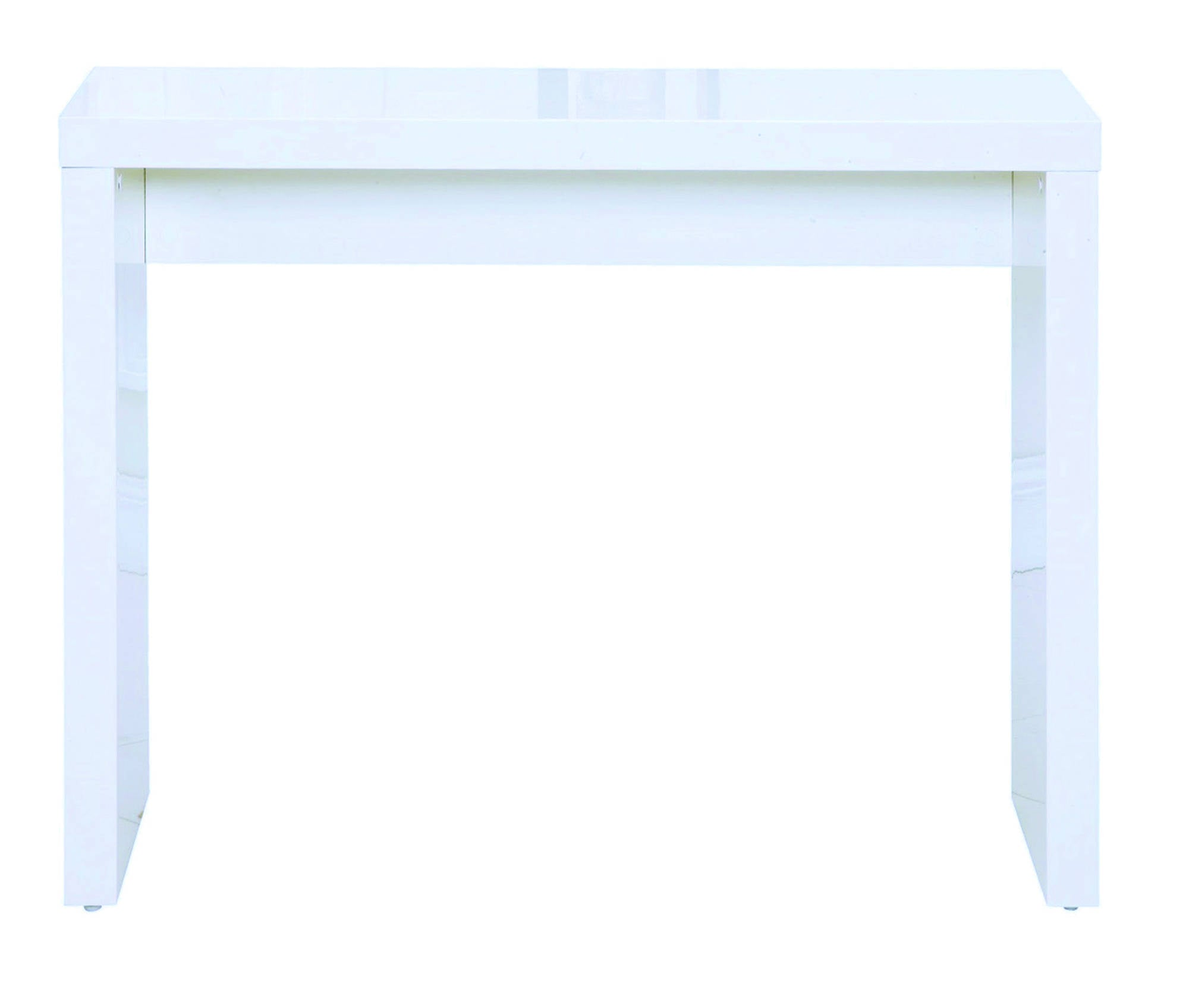 Sterling Console Table in White - Ezzo