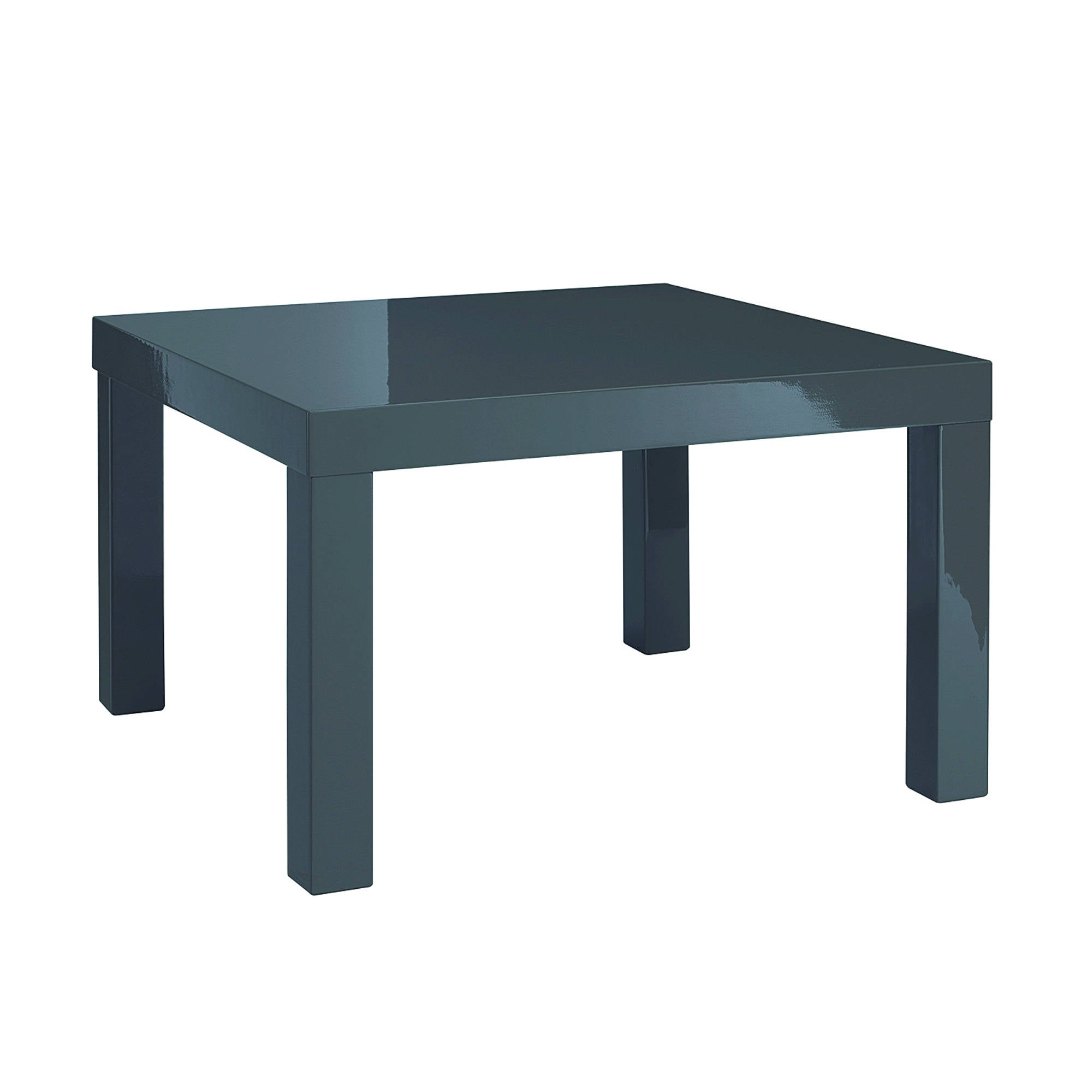 Sterling Lamp Table in Charcoal - Ezzo