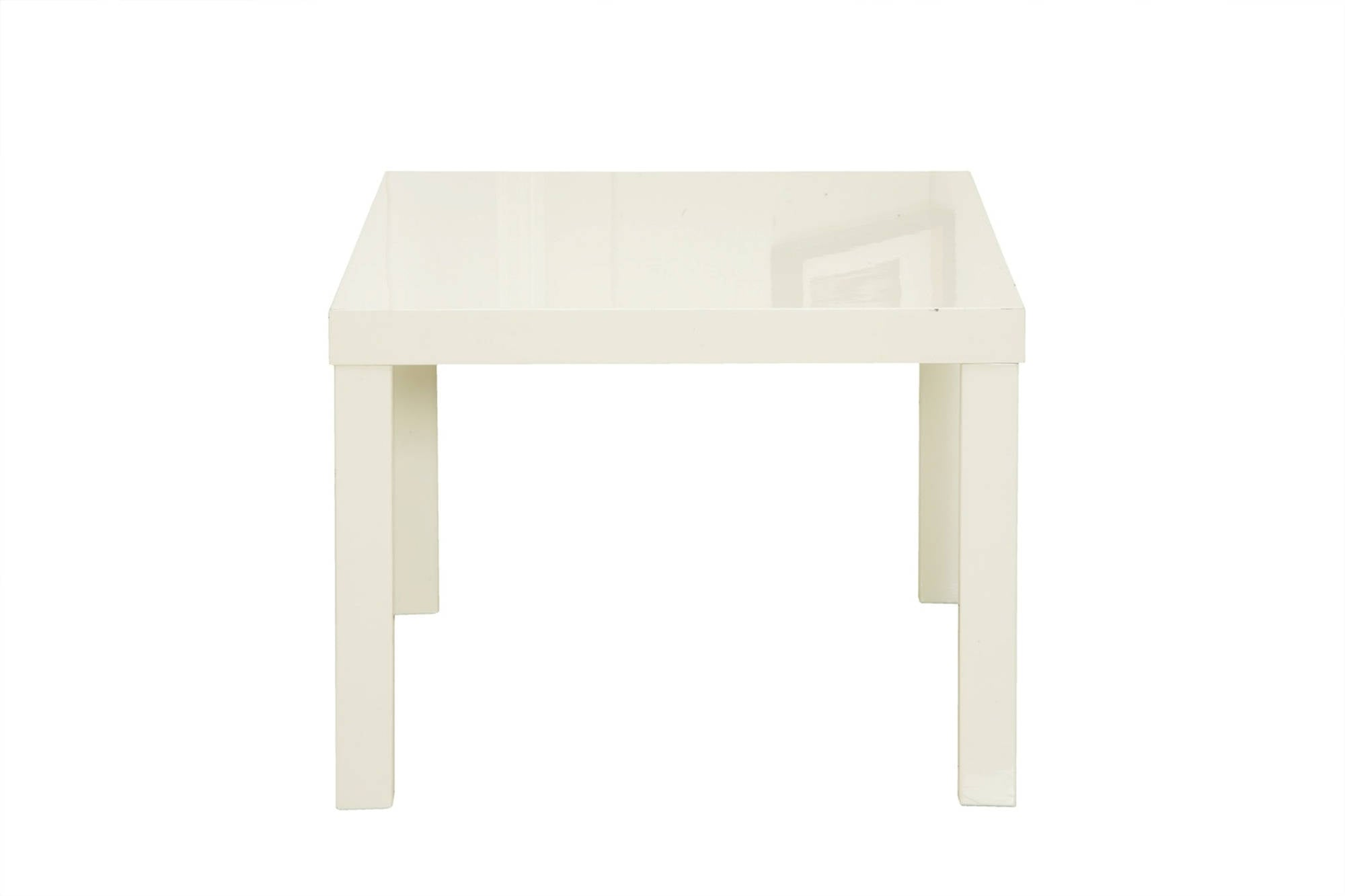 Sterling Lamp Table in Cream