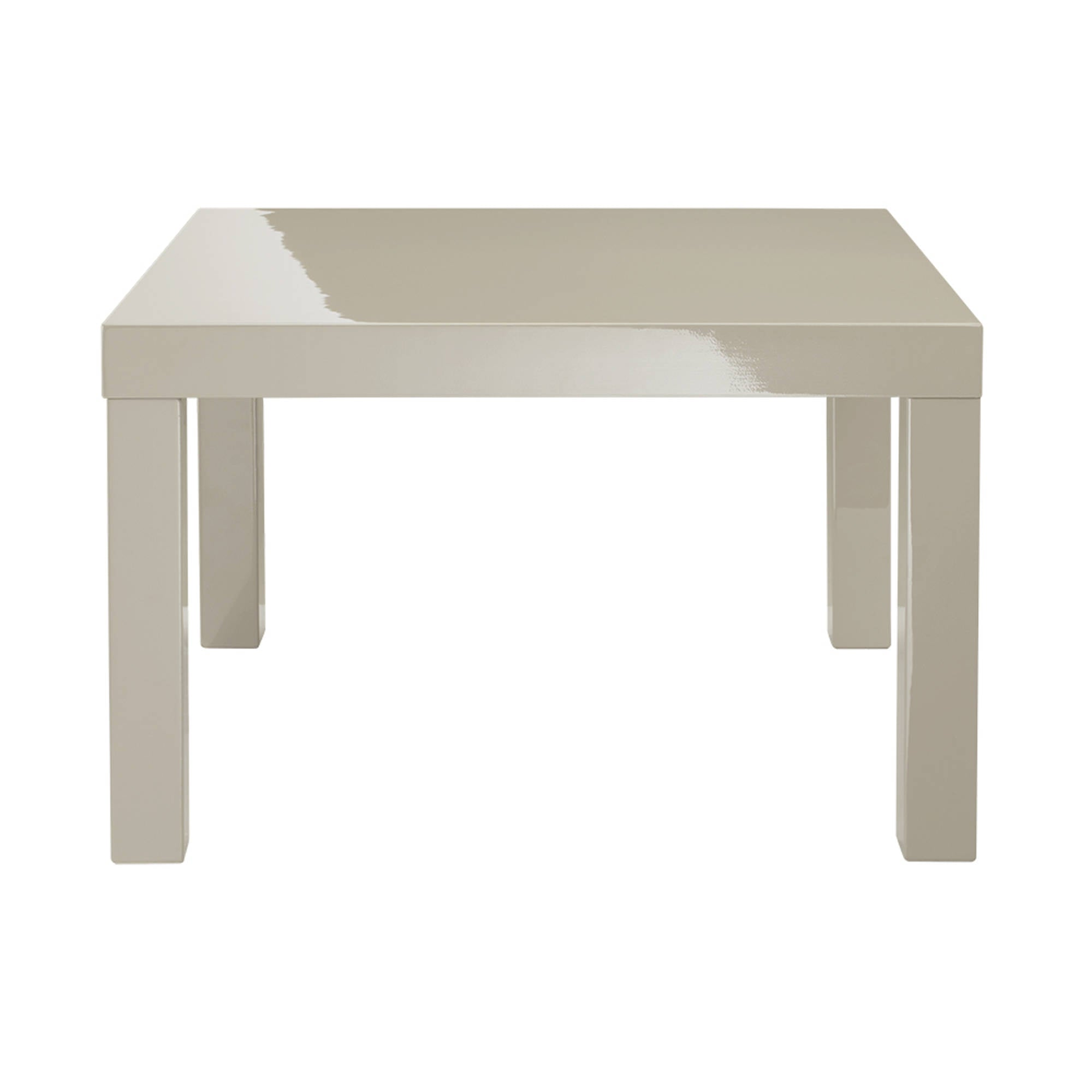 Sterling Lamp Table in Stone