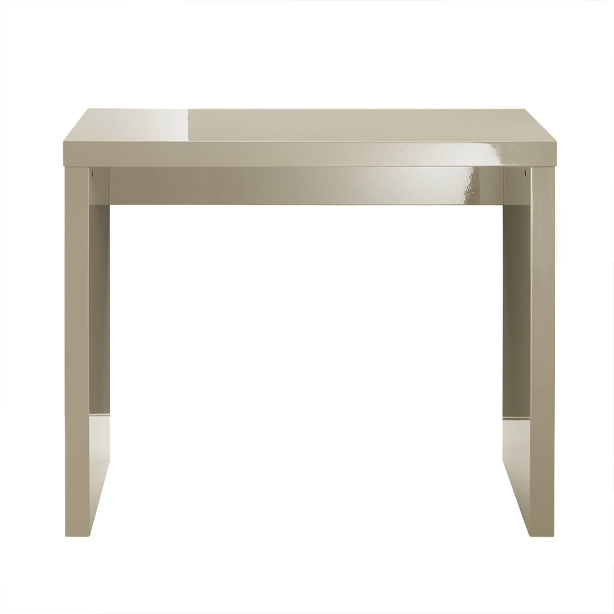 Sterling Small Dining Table in Stone