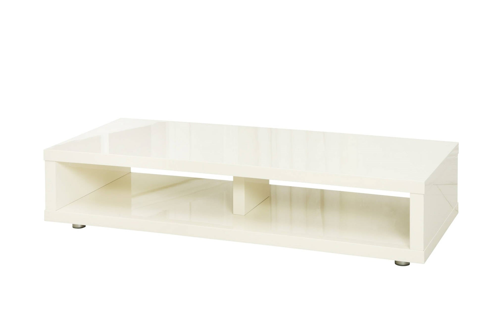 Sterling TV Media Stand in Cream