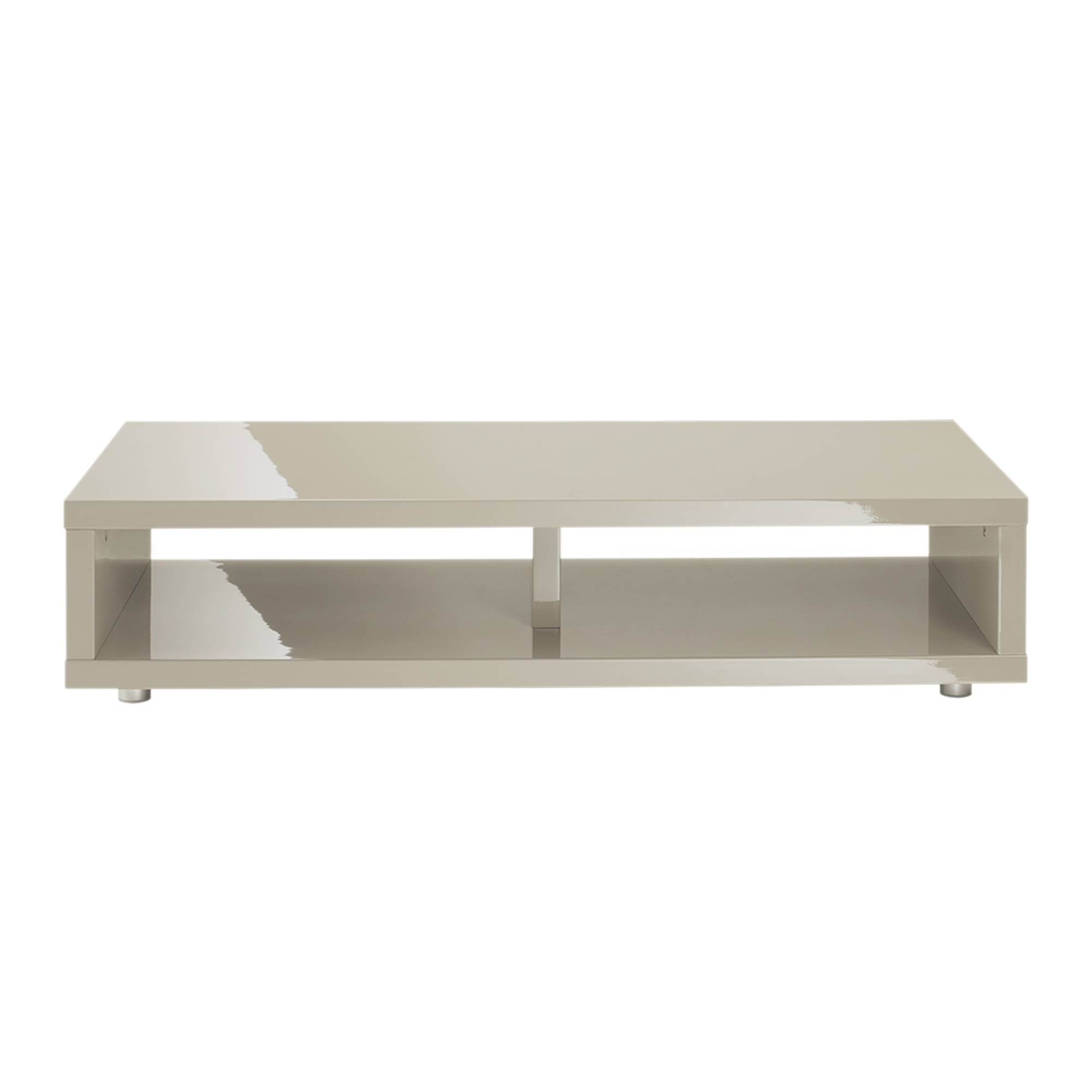 Sterling TV Media Stand in Stone