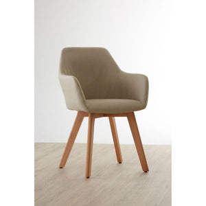 Stockholm Chair Muted Stone