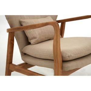 Stockholm Chair in Beige