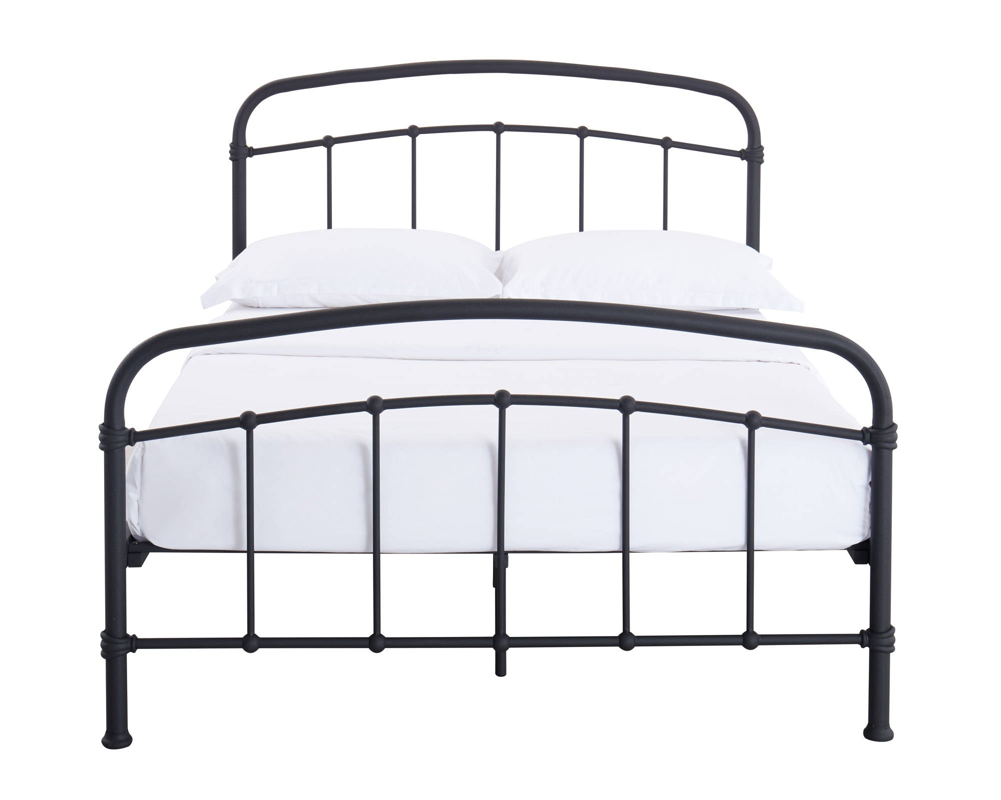 Stretton Single Bed in Black