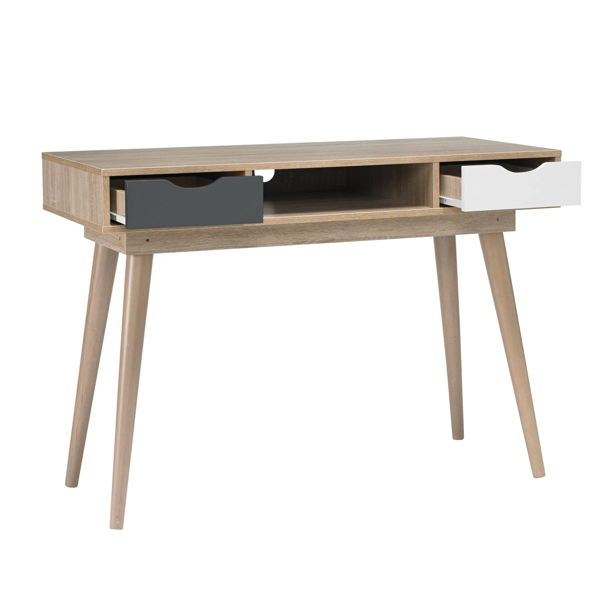 Svalbard Desk in Grey