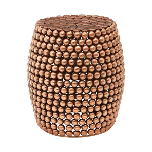 Templar Stool in Copper