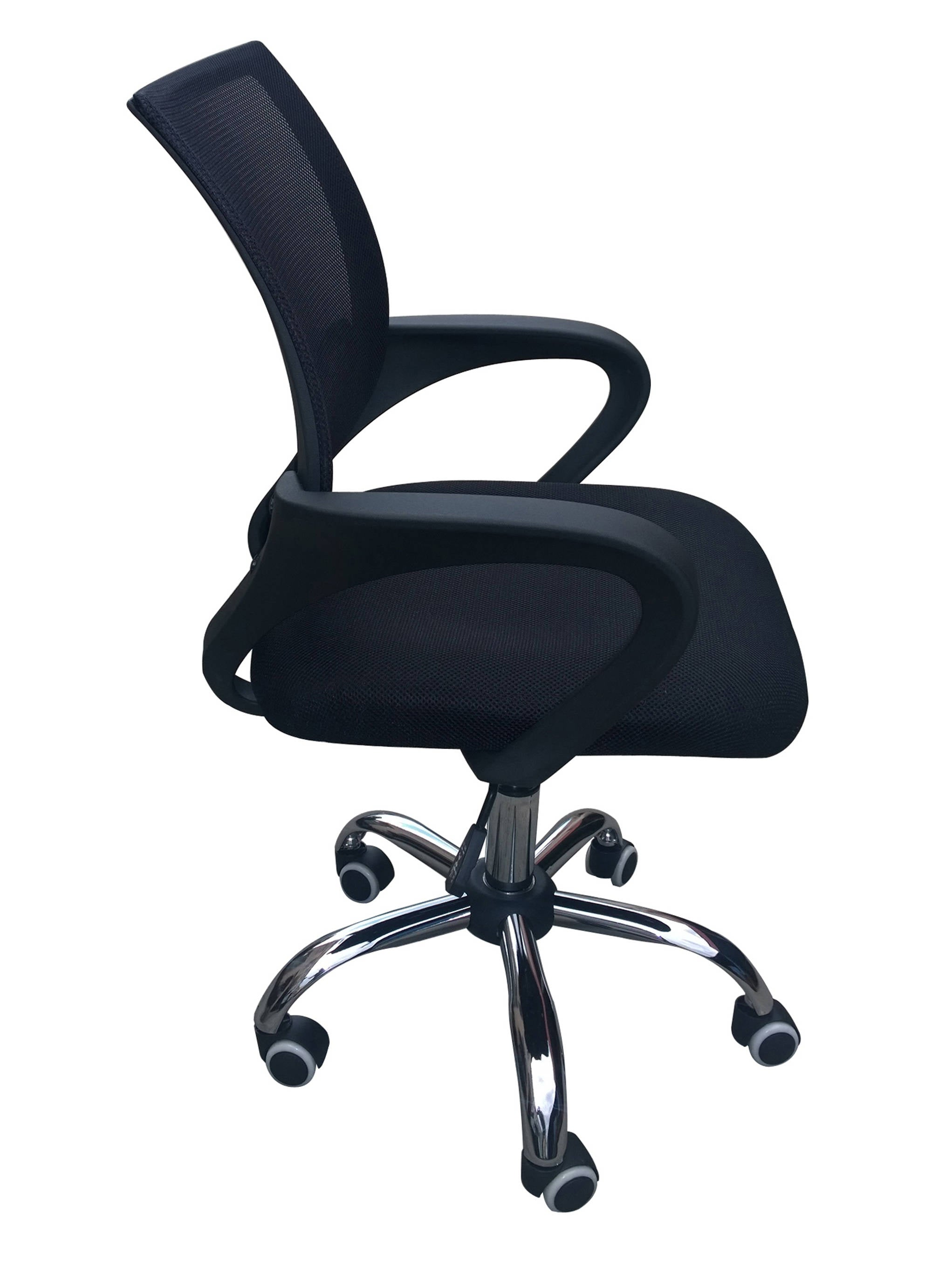 Tome Office Chair in Black