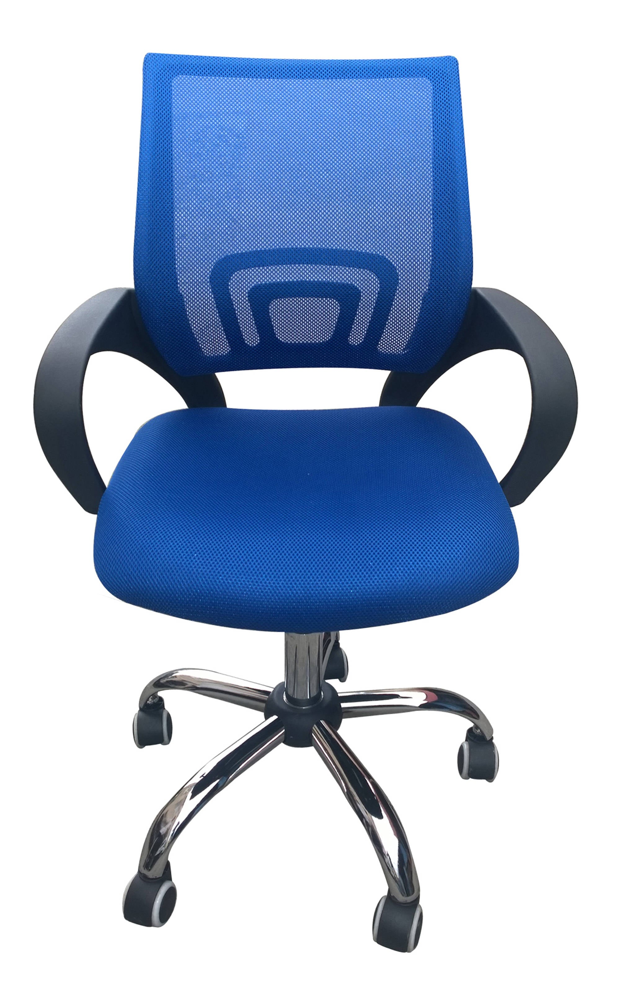 Tome Office Chair in Blue