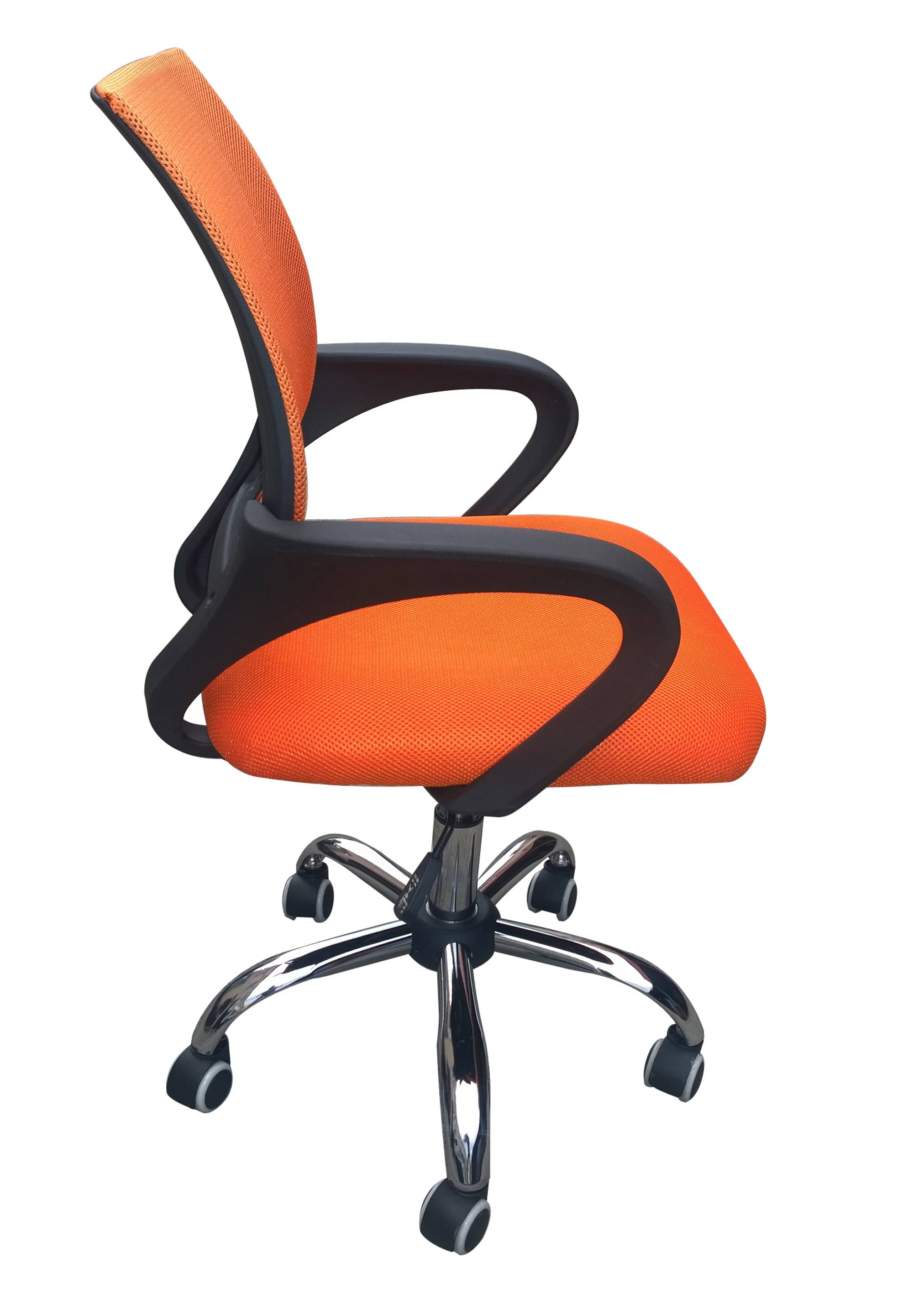 Tome Office Chair in Orange