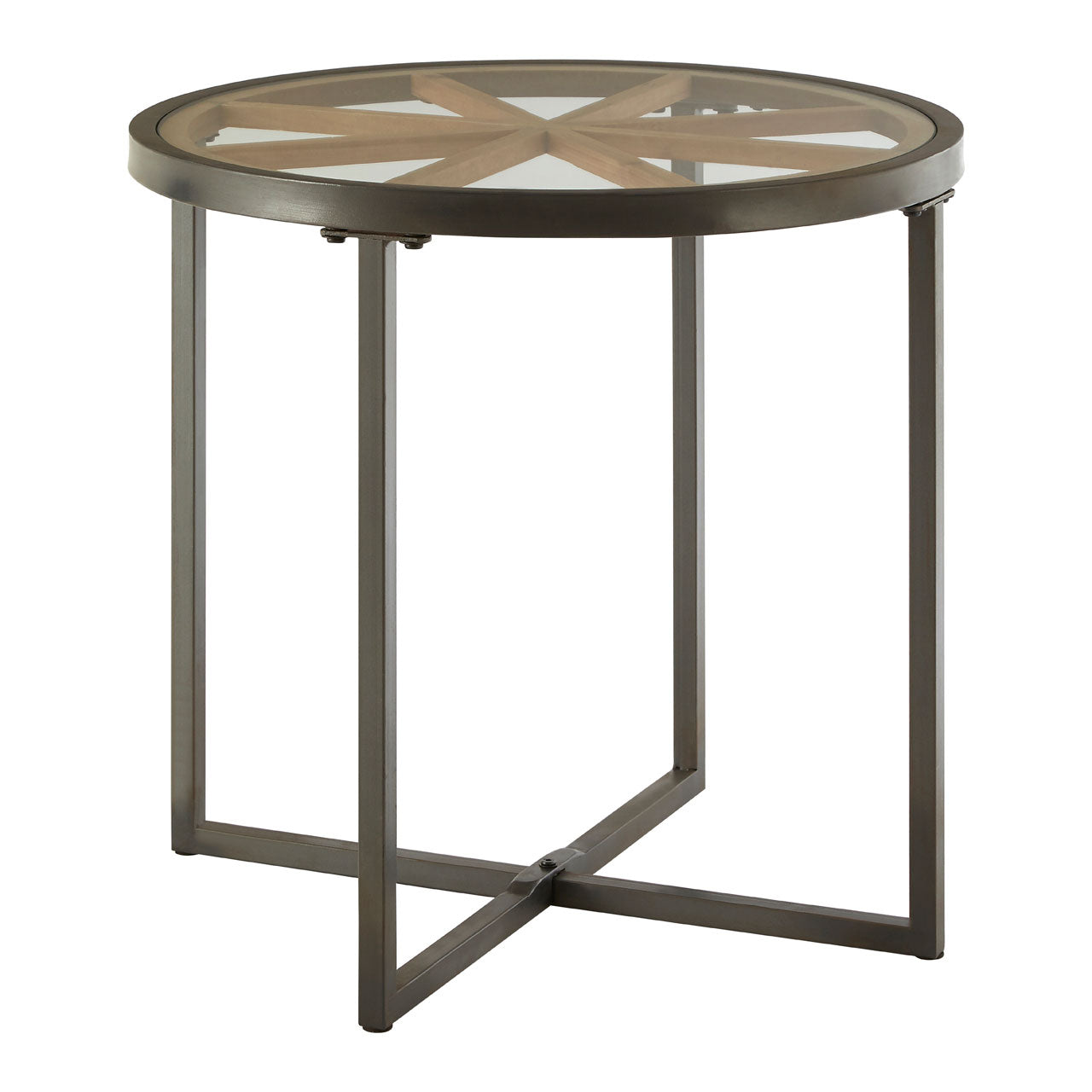 Trinity Round Side Table