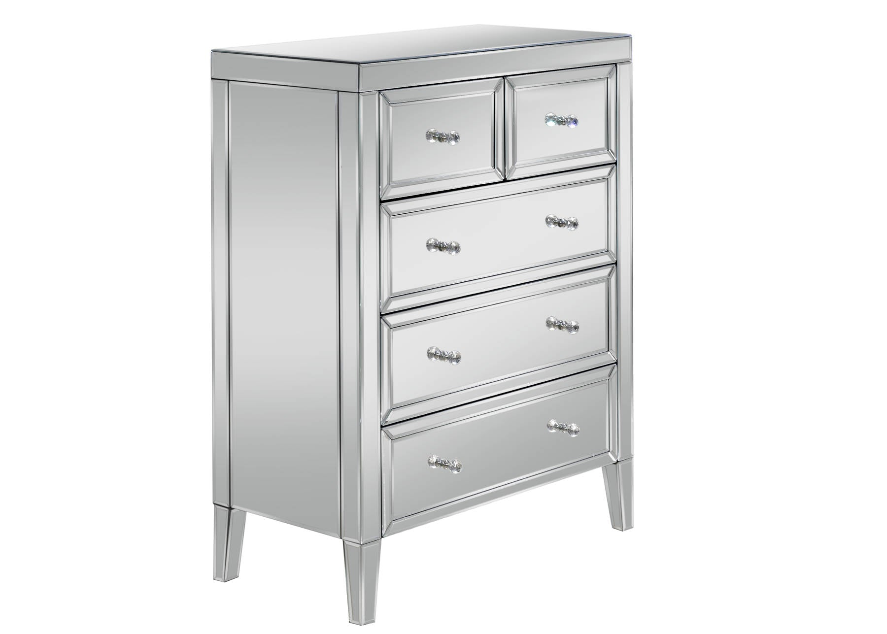 Turia 3 + 2 Drawer Chest - Ezzo