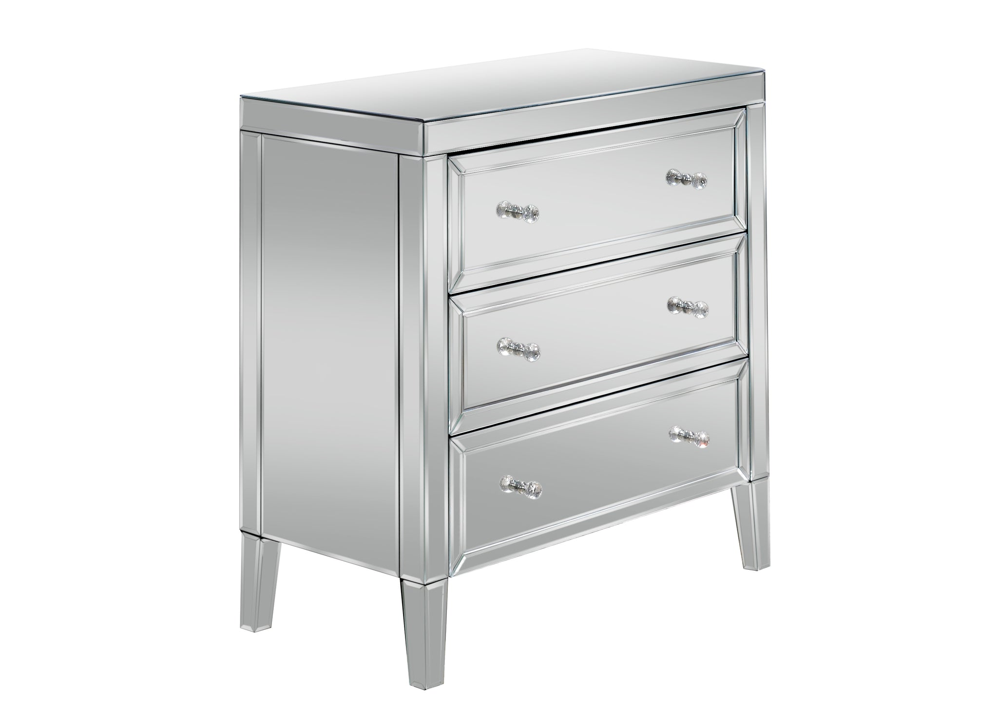Turia 3 Drawer Chest - Ezzo