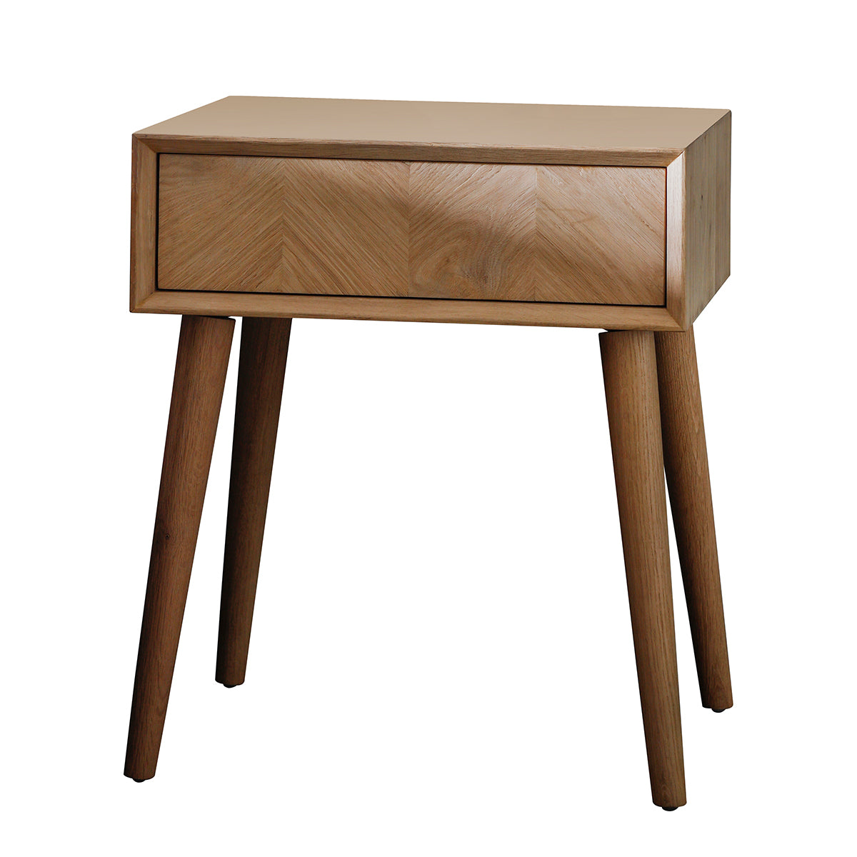Veneto Side Table with Drawer
