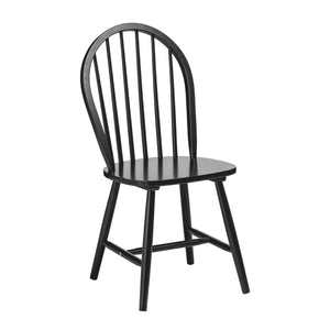 Vermont Boston Chair Matt Black