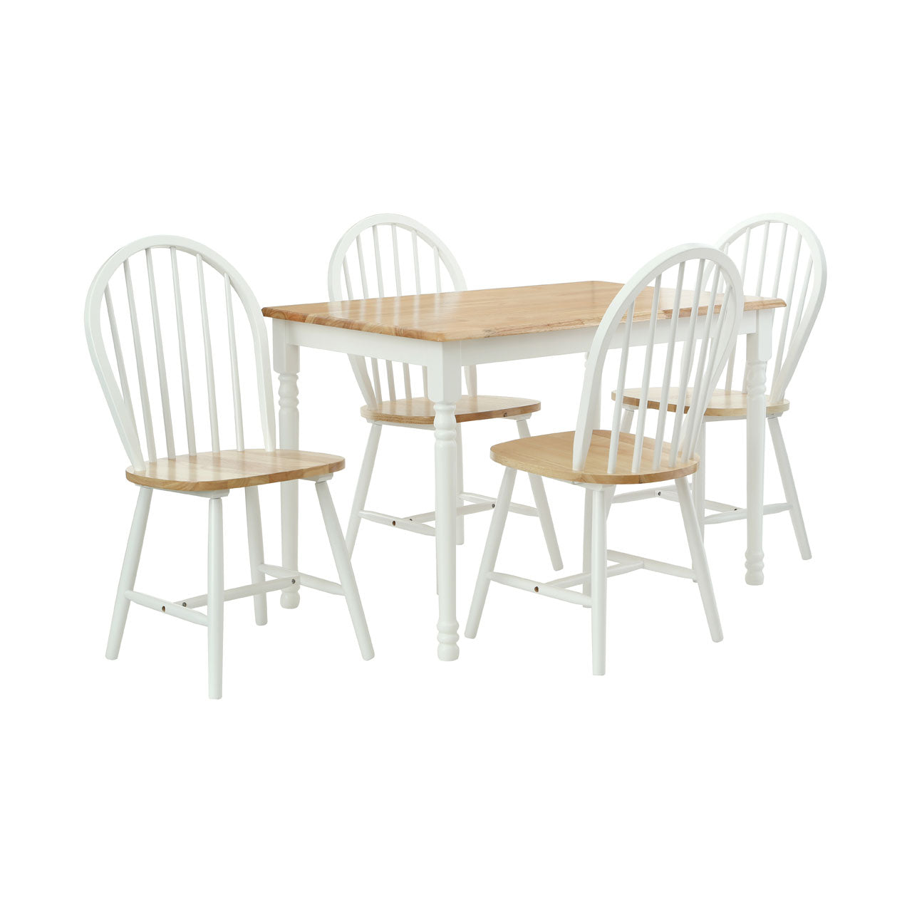 Vermont Farmhouse 5 Piece Dining Set