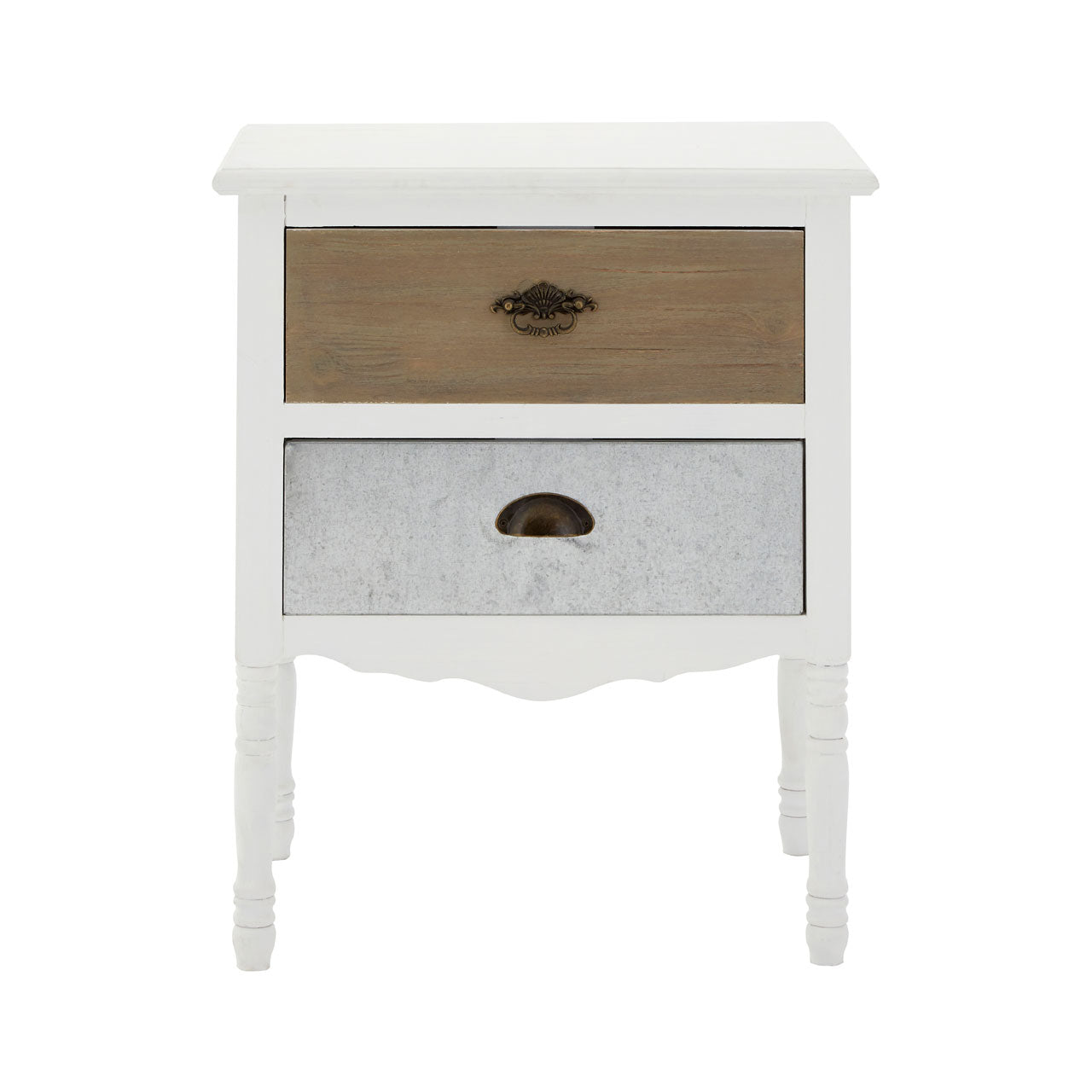 Weymouth Two Drawer Unit