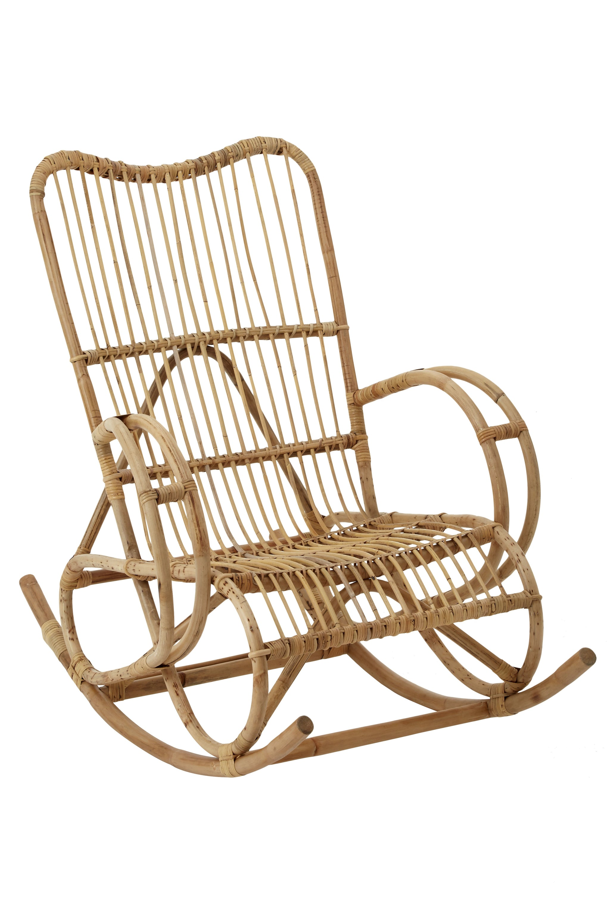 Woodstock Rocker Rattan Chair