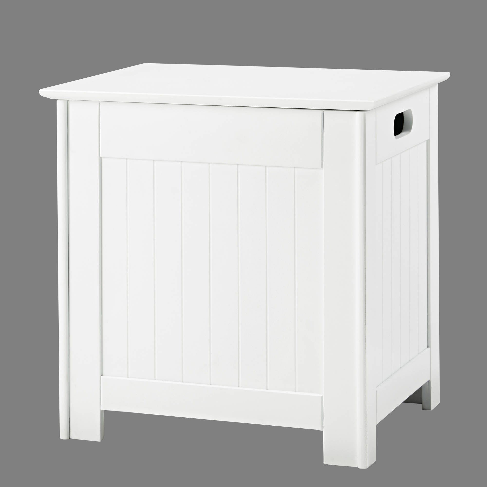 Kodiak White Laundry Box - Ezzo