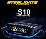 Steelmate TP-S10i Solar Powered TPMS Internal Sensor