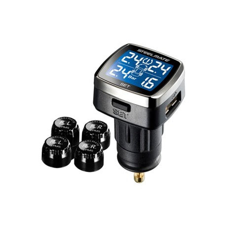 Steelmate TP-77 Cig Powered TPMS External Sensor