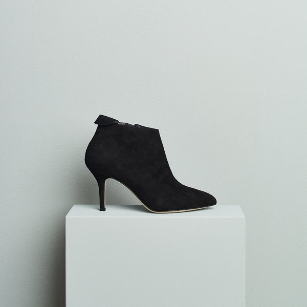 ANKLE BOOT - BRUSHED BLACK