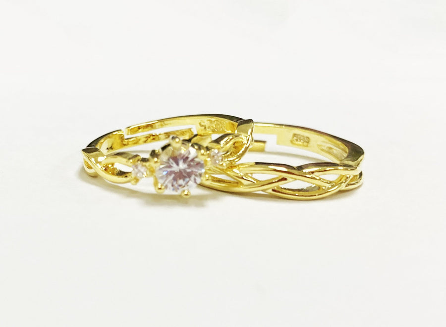 Buy Online Jewellery In Karachi | Gold Plated Ring Online