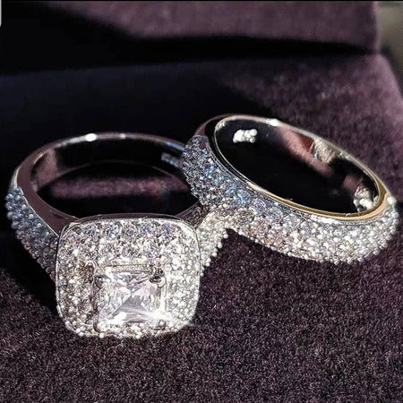 Buy Jewellery Online In Karachi | Platinum Plated Rings Online