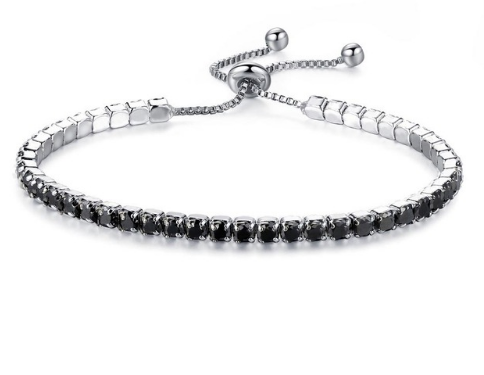 Crystal Bead Bracelet for Women  - Lexception