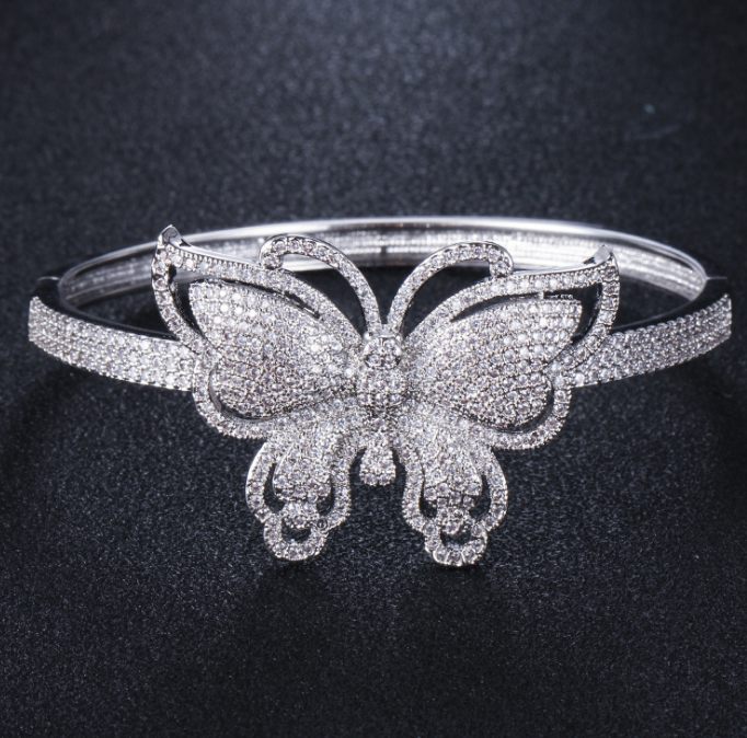 Lexception THE BUTTERFLY Luxury Bangle