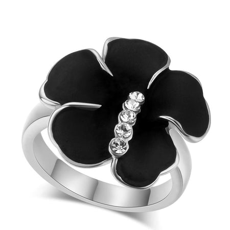 18K Platinum Plated Ring