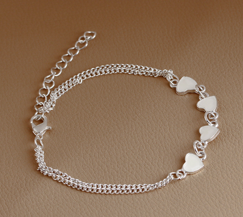 Luminous Love Heart Bracelet