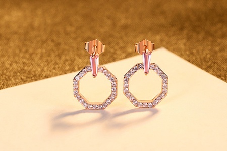 original 925 sterling chaandi earrings!