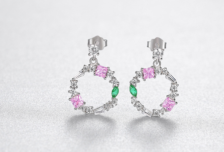 Lexception Armenta Original 925 sterling chaandi earrings!